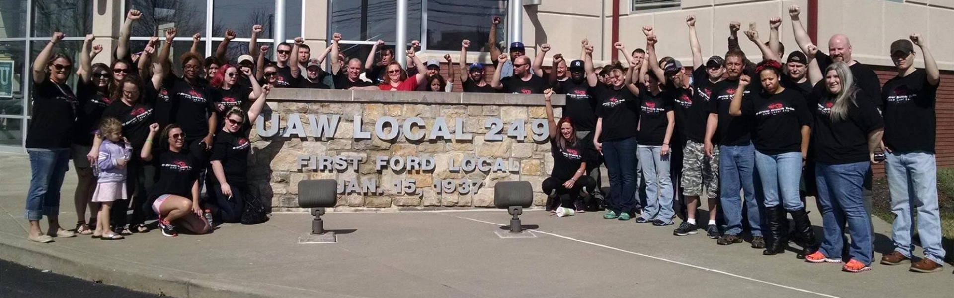 Uaw 249 First Ford Local