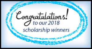 Scholarshipwinners2018