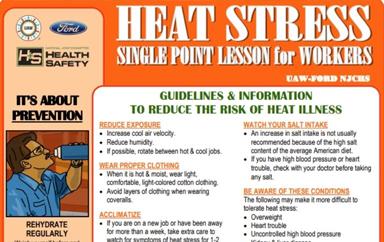 Spl Heat Stress