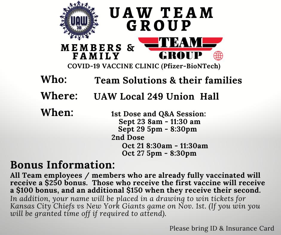 Uaw Team Members (2)